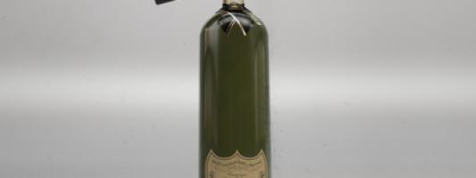 Dom Perignon fire extinguisher