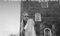 8 timeless vintage brides