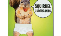 WTF Spotting: Squirrel Underpants
