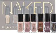 Nail Crave: Urban Decay Naked Nail Polish Set