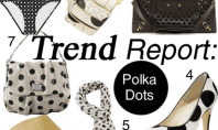 Top Five Polka Dots on Etsy