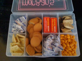 travel treat boxes