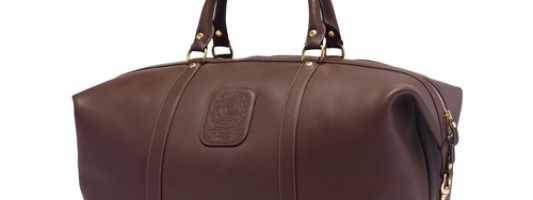 Ghurka Luggage: For Gentleman Only.