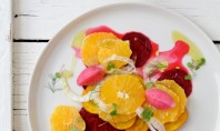 Composed Beet, Fennel, and Orange Salad