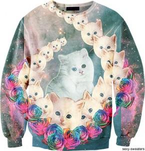 ultimate cat sweater