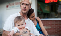 Ryan Gosling and Bradley Cooper in The Place Beyond the Pines