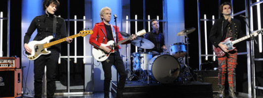 Fred Armisen and Bill Hader Bid Farewell to SNL