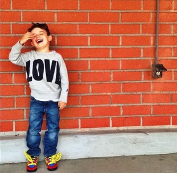 Alonso Mateo Instagram Style: Meet Instagram's Newest Style Star: 5-Year-Old Alonso