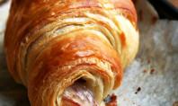 Prosciutto Gruyere Croissant