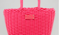 Accessories Spotting: Kate Spade Beach Bag