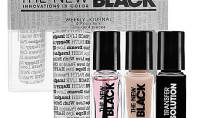 Nail Crave: The New Black Typography Nail Kit