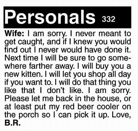 Personals_Cheating_Husband