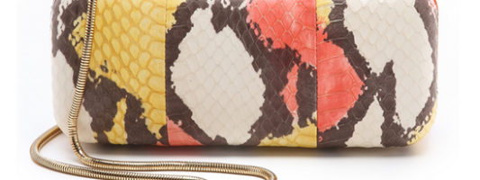 Accessories Spotting: Rachel Zoe Miniaudiere
