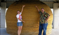 World's largest ball of twine (Darwin, Minnesota)