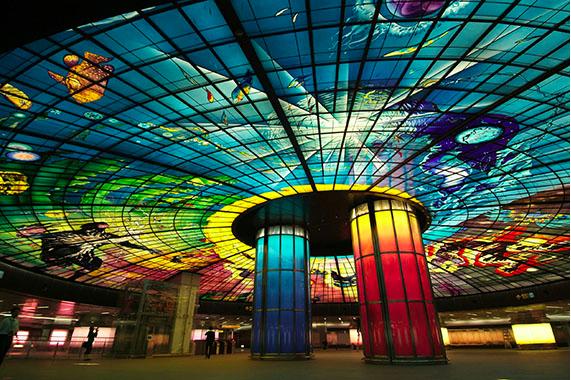 Formosa Boulevard Station, Kaohsiung
