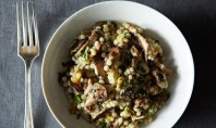 Truffled Israeli Couscous