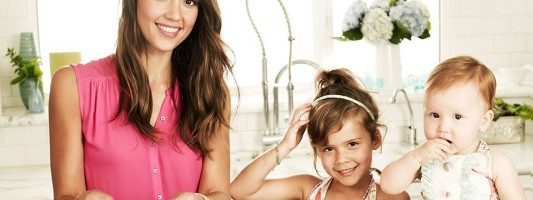 Inside Jessica Alba's Beverly Hills Home
