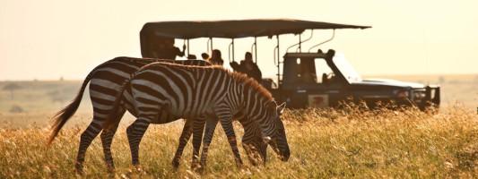 Kenya: Cheli & Peacock's Quad Bike Adventure
