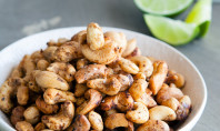 Chili Lime Cashews