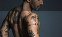 Marc Jacobs' tattoos