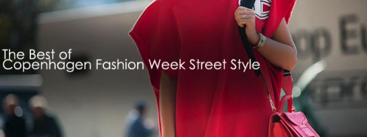 The best of Copenhagen Fashion Week street style