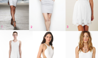 Fashion Crave: White Hot Summer Dresses