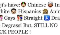 Apple Emoji racist petition