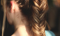 How To: The High-Pony Fishtail Braid