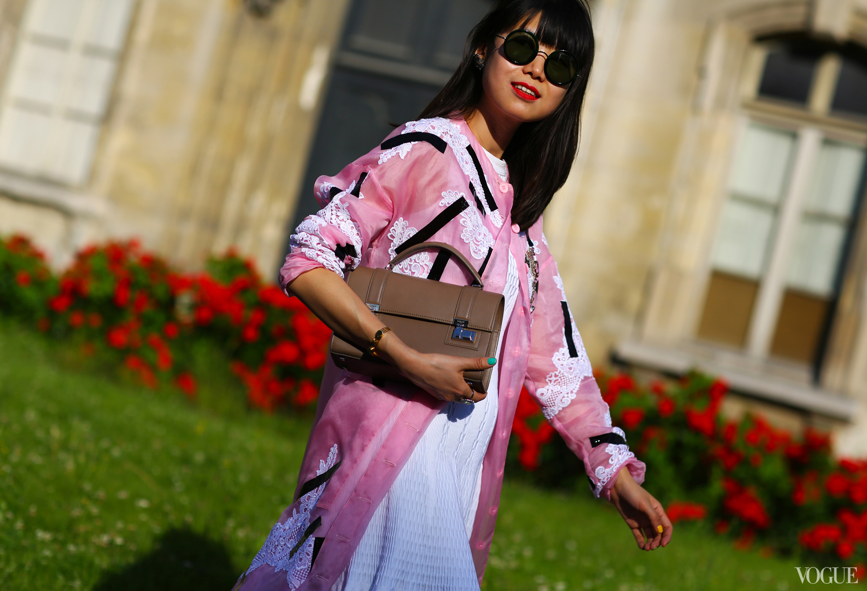 Pink Couture-Street
