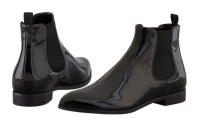 Prada Patent Leather ankle boot