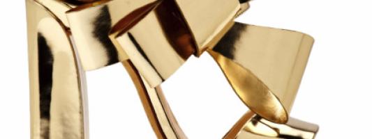Delpozo Bow Slingback Sandal