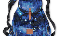 Accessories Spotting: Galaxy Backpack