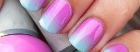 Nail Crave: Dip Dye Nails