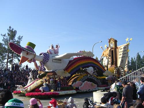 san diego parade