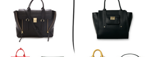 Accessories Spotting: Phillip Lim for Target