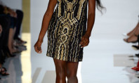 Naomi Campbell Closes the DVF Show