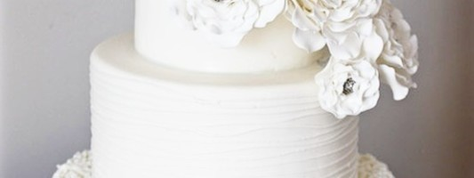 Buzz-Worthy Wedding Cakes