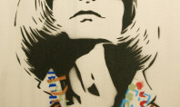Anna Wintour graffiti