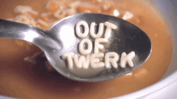 out of twerk