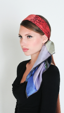 Chetna Singh scarf