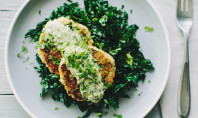Yum Alert: Quinoa Cauliflower Patties