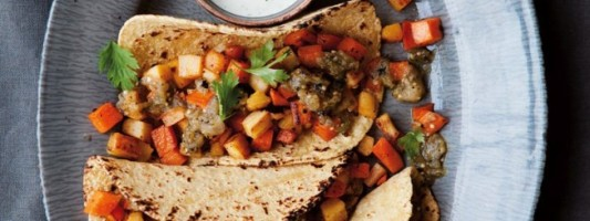 Root Veggie Tacos