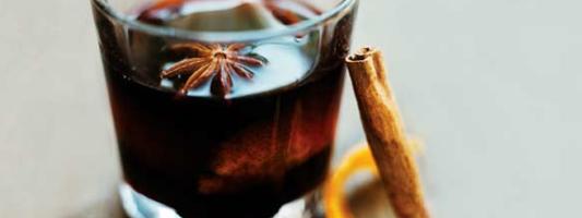 Yum Alert: Hot Spiced Wine