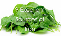 sources of iron