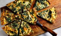 Yum Alert: Beet Greens Frittata