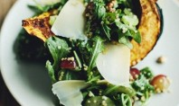Yum Alert: Roasted Acorn Squash Harvest Salad