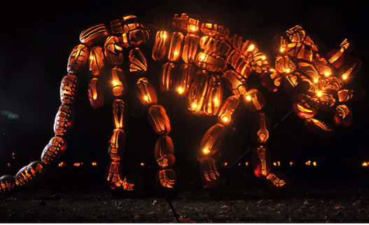 great jack o lantern blaze new york
