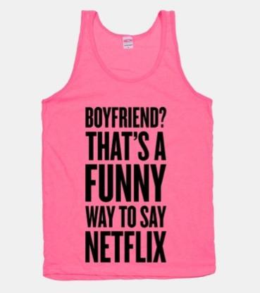 movies and boyfriends