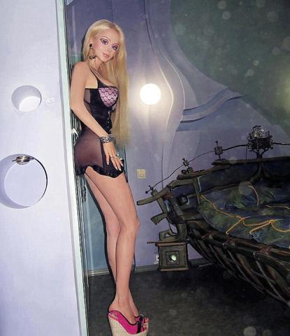Preciosas fotos de crossdresser y drag queen
