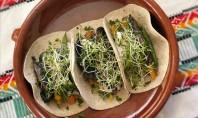 Yum Alert: Veggie Tacos